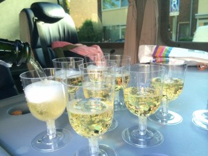 Tim Akkerman Champagne